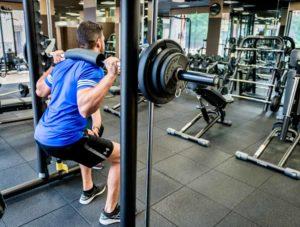 Kinesia Salas fitness